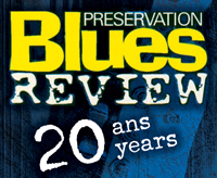 Blues Review Logo